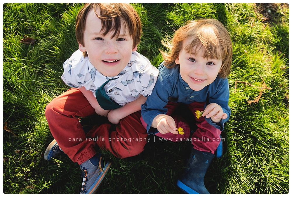 Fun Family Photographer Massachusetts
