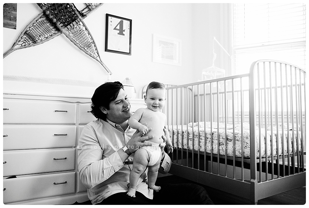 lifestyle photo session at home boston