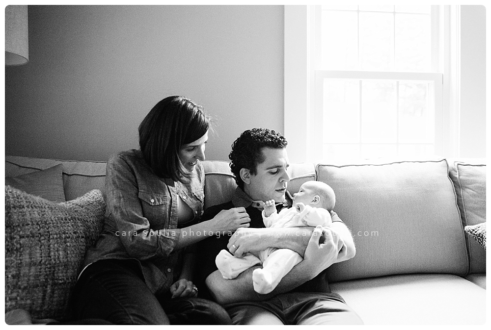 newborn photographer wellesley