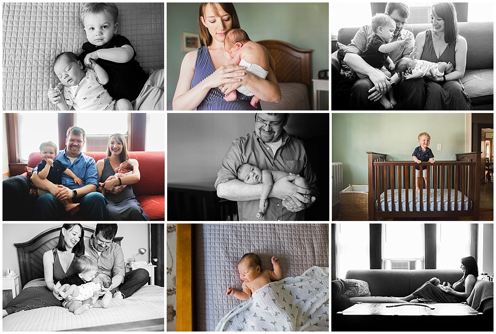 And the music played on… | Massachusetts Newborn Photographer