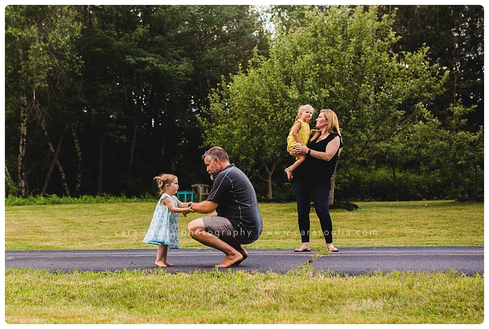 Lifestyle Family Session Massachusetts