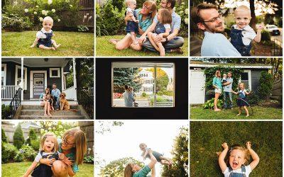 No-stress photo session | Family photographer Boston