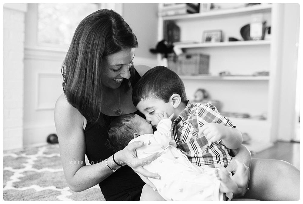 Needham Newborn Photographer