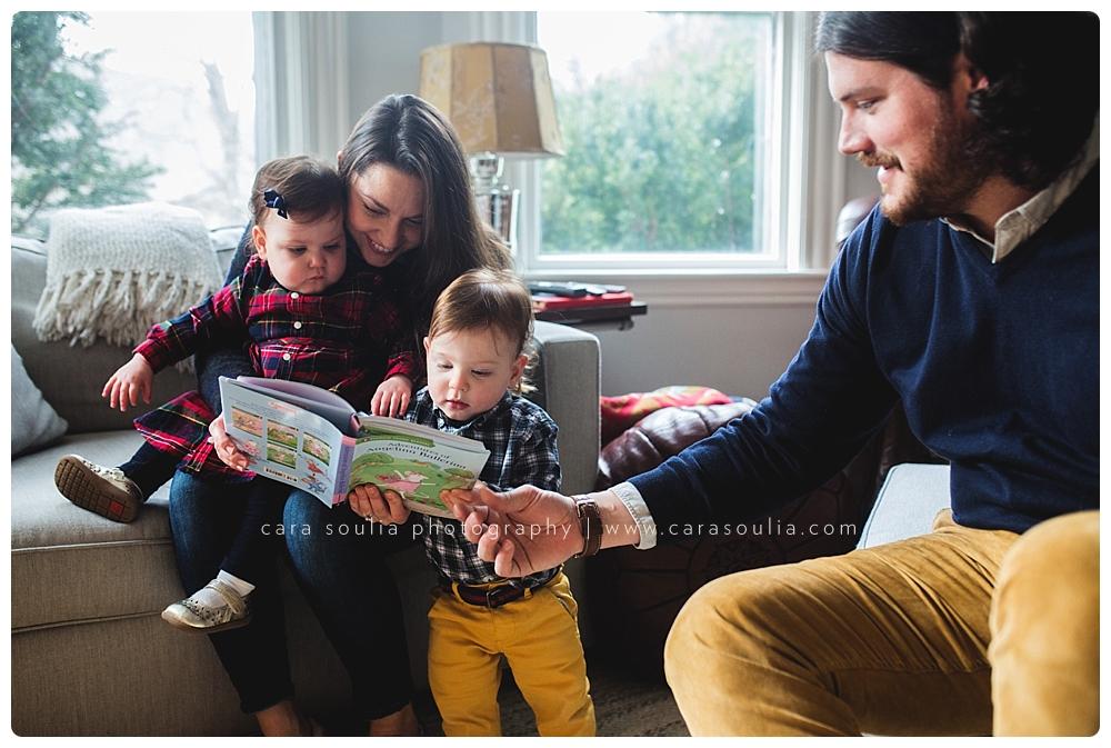 needham family photographer candid moments