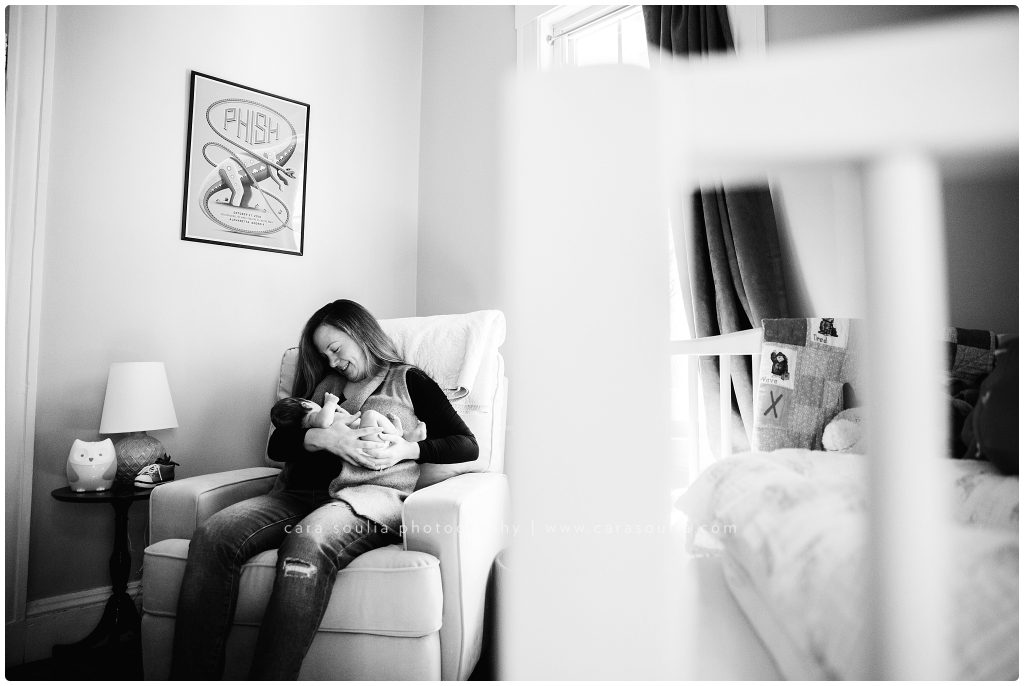 Needham, MA Newborn Photographer