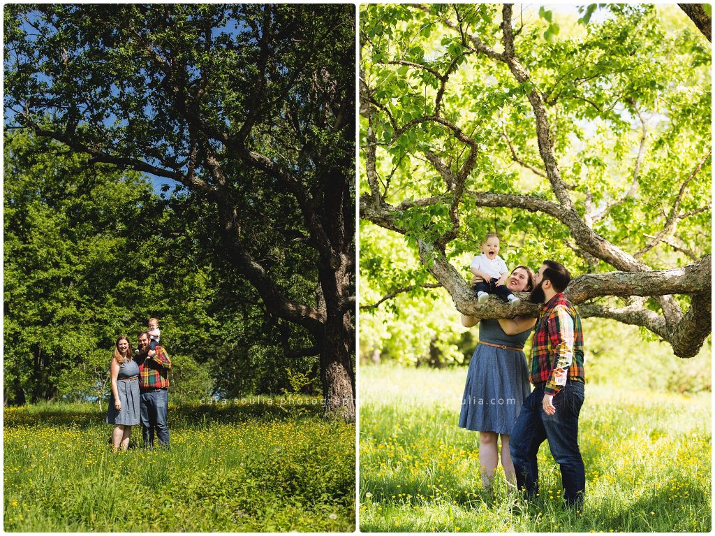 family photo session arnold arboretum JP