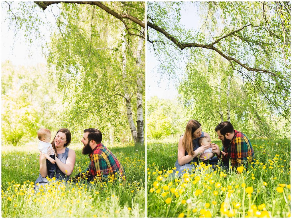 Arnold Arboretum Family Photo Session