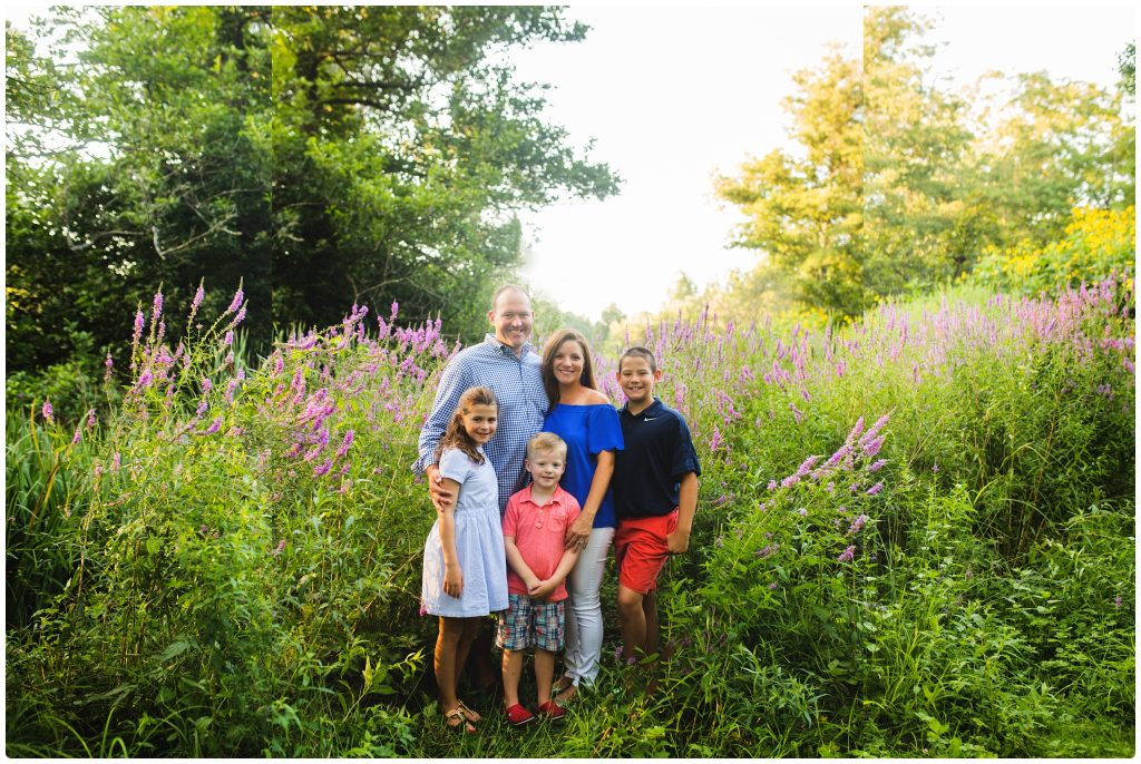Arnold Arboretum Family Portrait Session Cara Soulia Photography