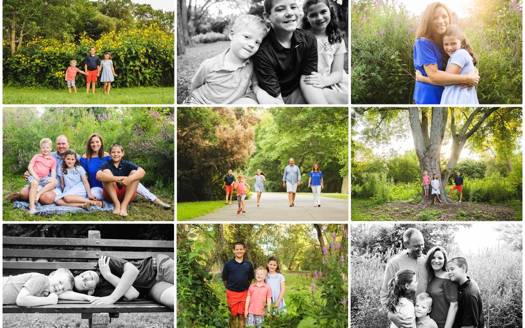 Fun with friends at the Arboretum