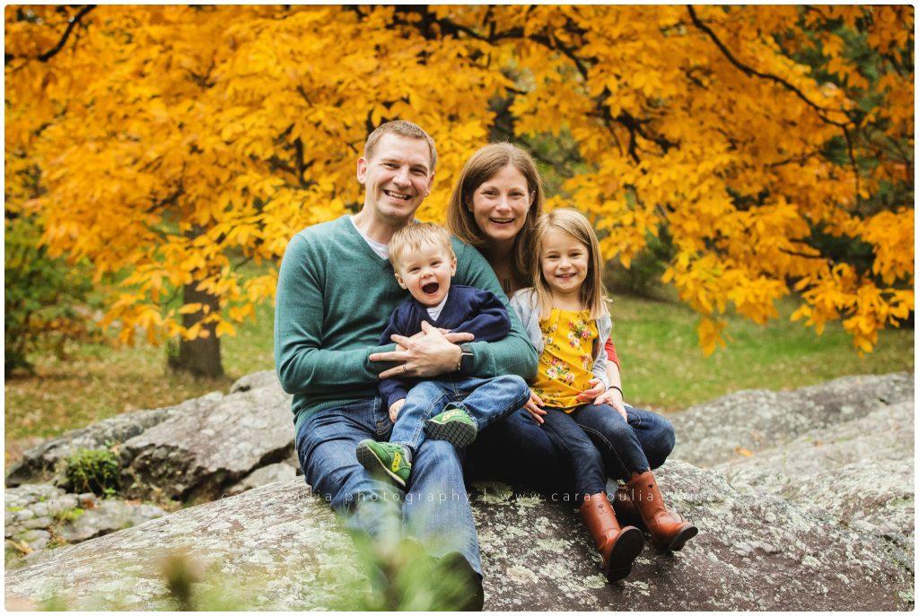 Arnold Arboretum Family Portraits Cara Soulia Photography