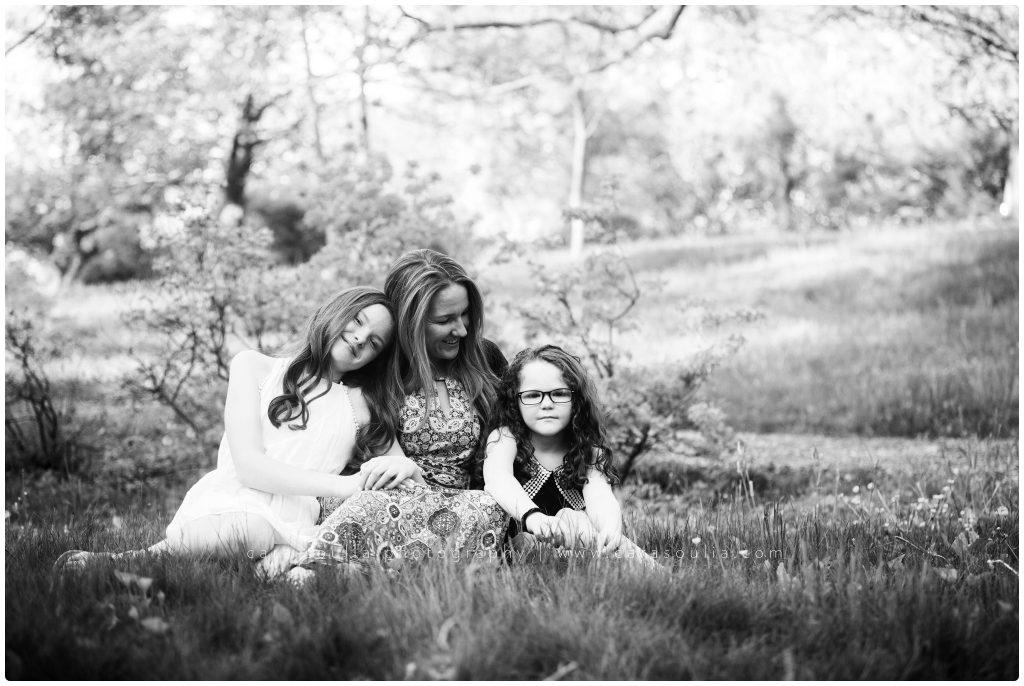 Arnold Arboretum Family Session Cara Soulia Photography