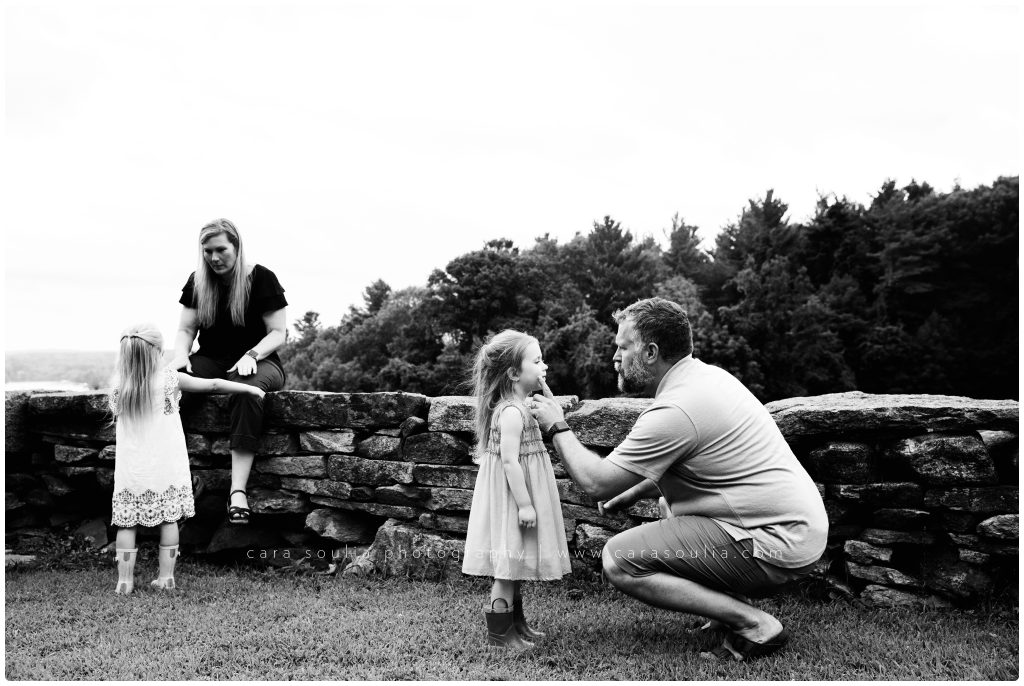 Waters Farm Family Session Cara Soulia Photography