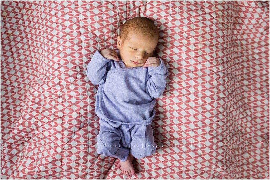 Back Bay Newborn Session Cara Soulia Photography
