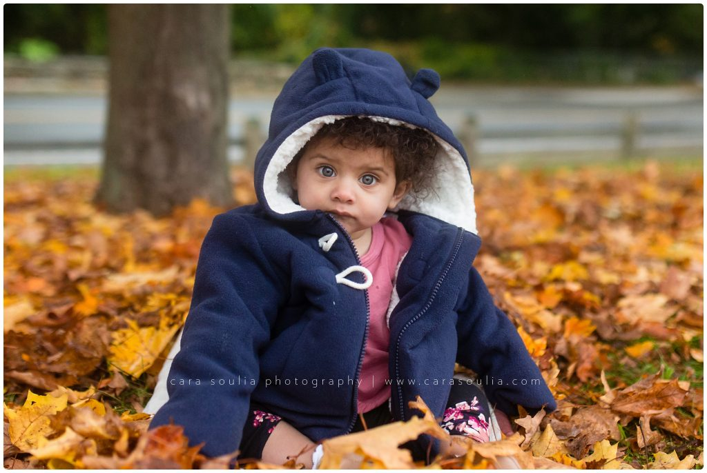 Larz Anderson Park Fall Family Session Cara Soulia Photography