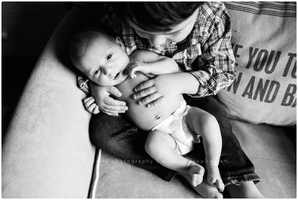 Wayland Newborn Session Cara Soulia Photography