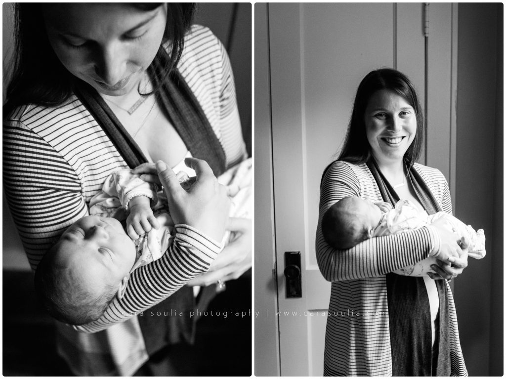 Wayland Newborn Session Cara Soulia Photography