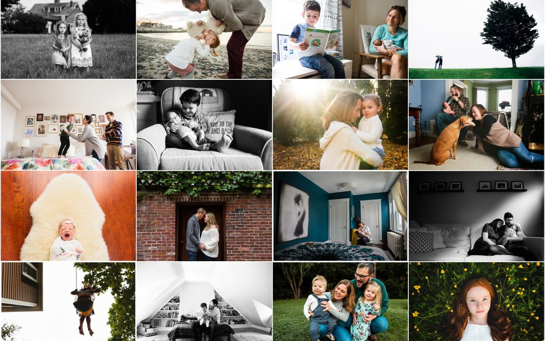 Top 18 of 2018 | Best of Boston Family Photographer