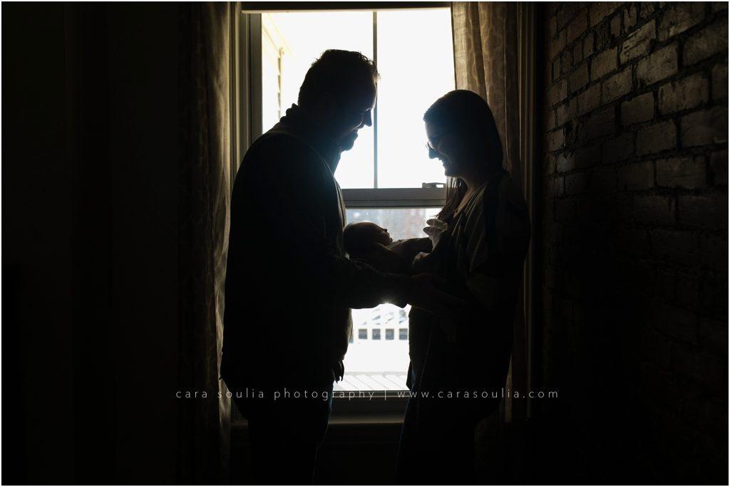 Brookline Newborn Session Cara Soulia Photography