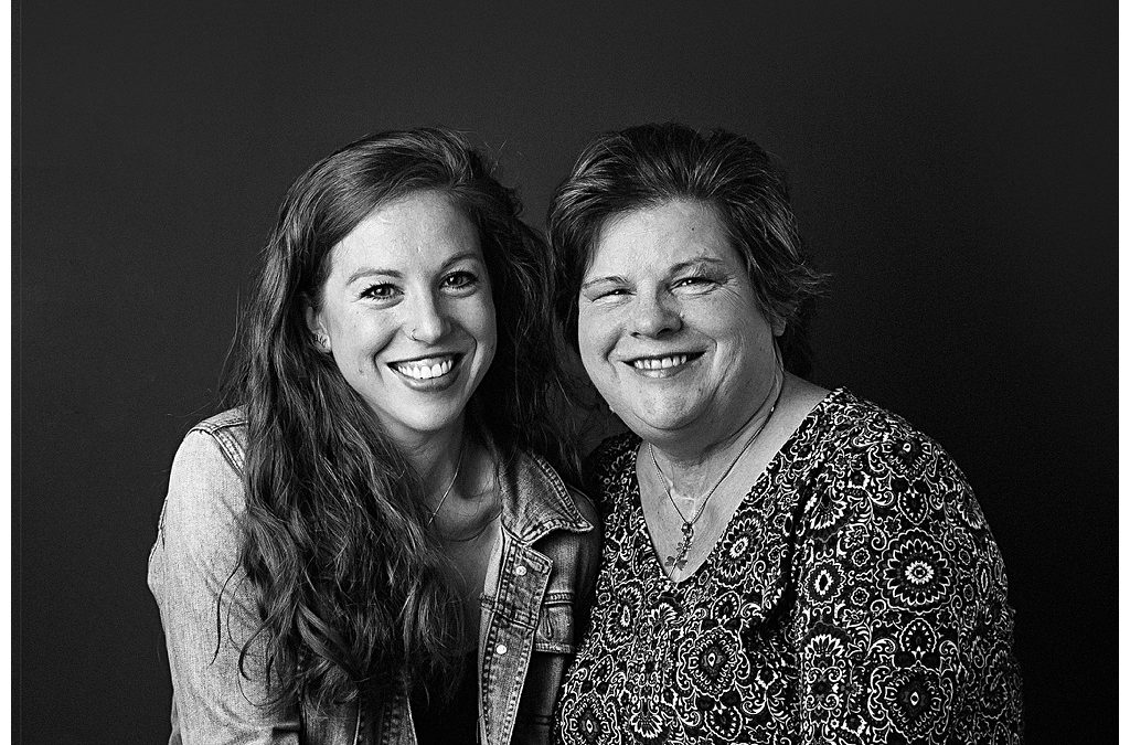 A Mother's Work:  Jordan Fuller & Sheryl Scipione | Owners, The Glass Bar, Needham, MA