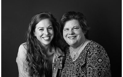 A Mother's Work:  Jordan Fuller & Sheryl Scipione   Owners, The Glass Bar, Needham, MA