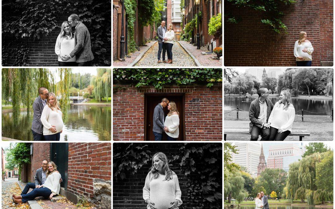 Expecting Twins!  | Boston Maternity Photographer
