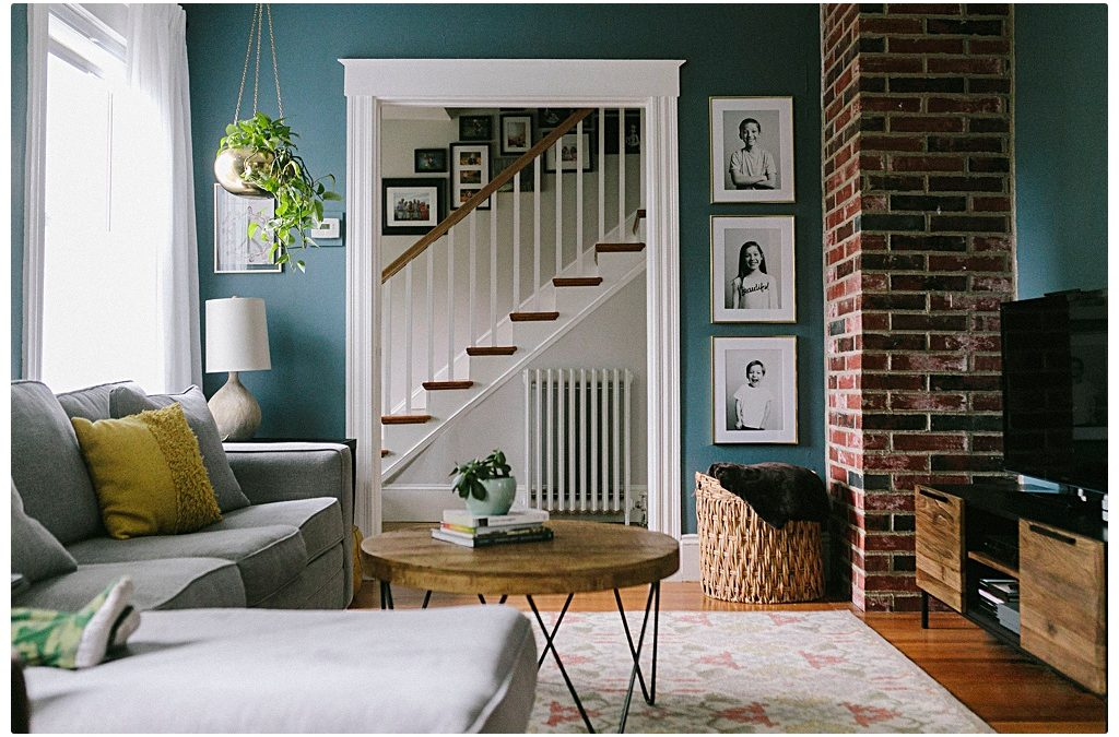 How to plan a wall gallery in 6 easy steps!