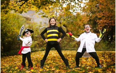 Express Yourself: Why I Love Halloween