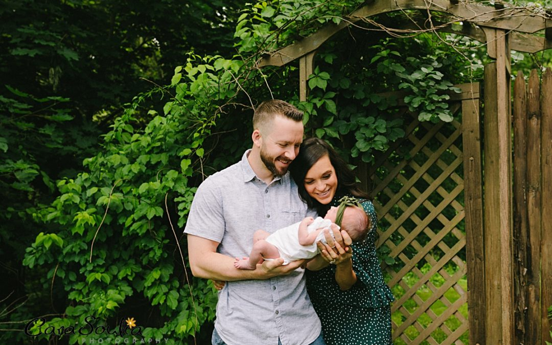 Safe and Sound: How to Capture Your Newborn Joy in COVID Times