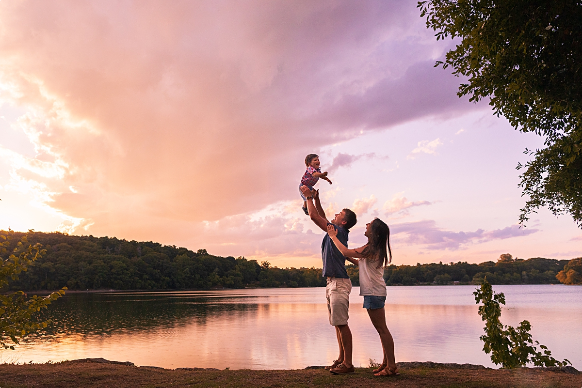 Best of Boston Newborn and Family Photography