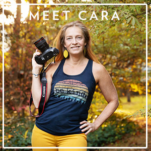 Portrait of Boston area family photographer Cara Soulia
