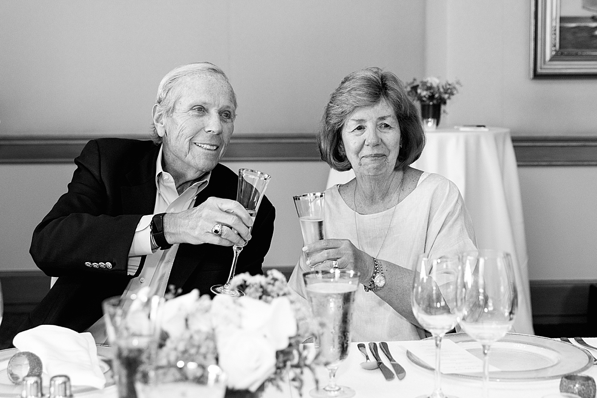 happy couple at boston family anniversary rvent