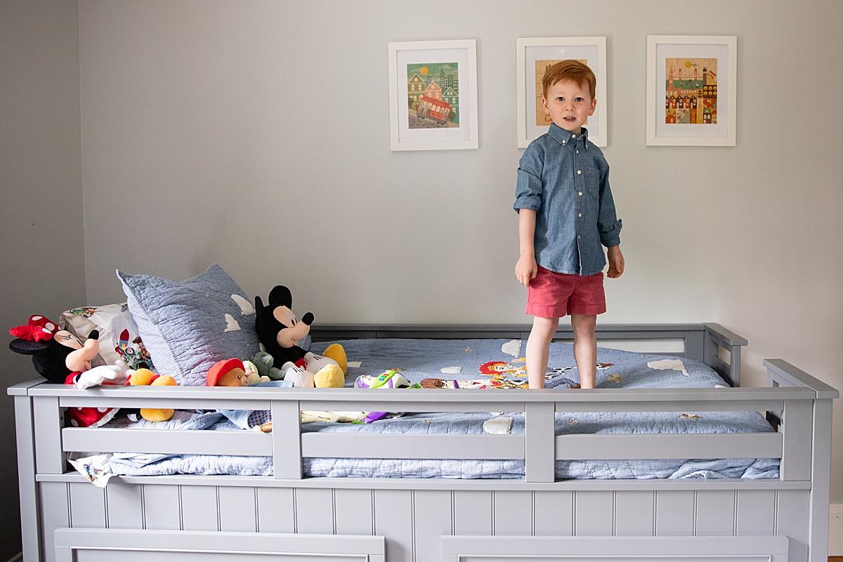boy by wellesley newborn photographer