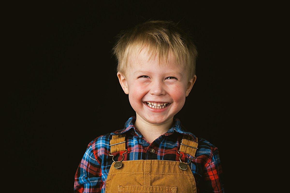 boy in school photo by boston school photographer cara soulia